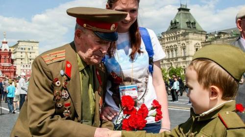 ForPost - Главный праздник: россияне выбрали День Победы