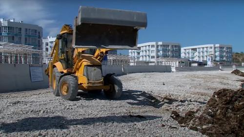 ForPost- Севастопольские пляжи готовят к сезону