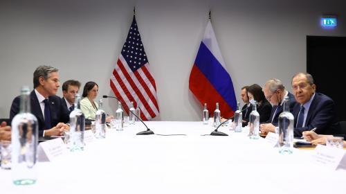 ForPost- Эксперт оценил первую очную встречу Лаврова и Блинкена