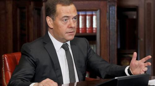 ForPost- Медведев объяснил свои слова об обязательной вакцинации против COVID-19