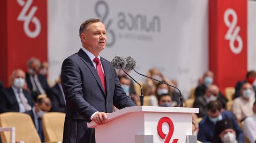ForPost- Президент Польши проявил бескультурье и обозвал Россию
