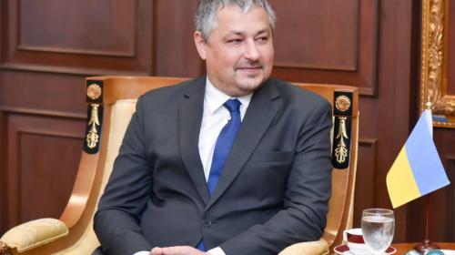 ForPost - На 45-м году жизни умер посол Украины в Таиланде