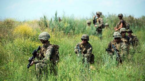 ForPost - Минобороны обвинило НАТО в поставках оружия Киеву под прикрытием учений
