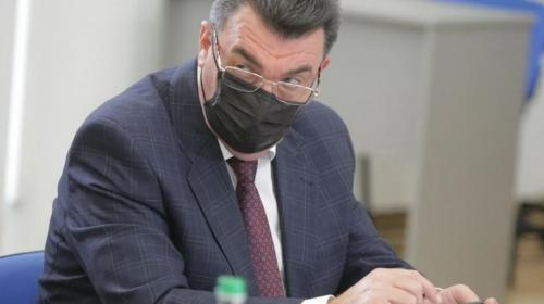 ForPost - Глава СНБО Украины обвинил Германию и Францию в потере Крыма