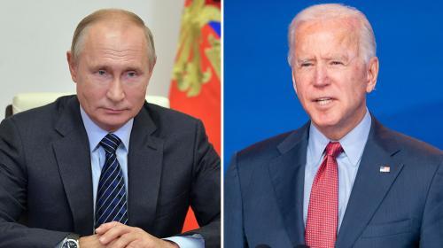 ForPost- СМИ: встреча Путина и Байдена может пройти не в Женеве