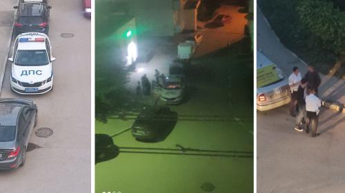 ForPost- В севастопольском дворе автомобиль сбил мальчика