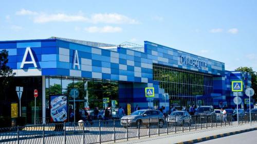 ForPost- Старому аэропорту Крыма нашли «всемирное» применение