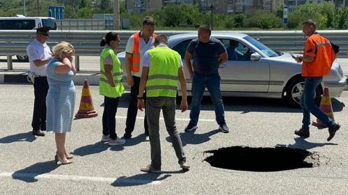 ForPost- Крымский «портал в преисподнюю» спешно закрывают