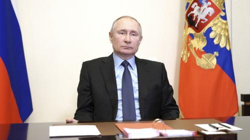ForPost - Путин подписал закон о денежных переводах через анонимные электронные кошельки