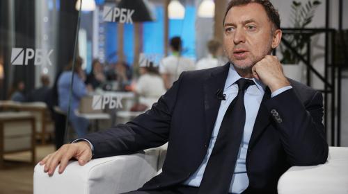 ForPost - Дерипаска назвал повышение ключевой ставки ЦБ безумием