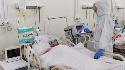 ForPost - Собянин заявил об усилении тяжести COVID-19 и увеличении пациентов на ИВЛ