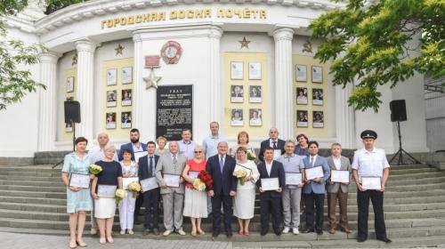 ForPost- В Севастополе назвали лучших работников и лучшие коллективы