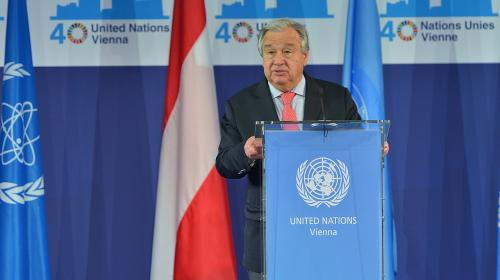 ForPost- Генсек ООН заявил, что мир находится уже на грани