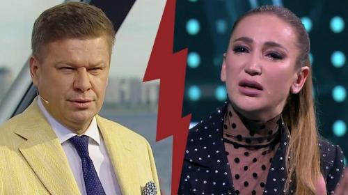 ForPost - «Вы перестали пить коньяк по утрам?» Губерниев и Бузова устроили скандал в прямом эфире