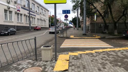 ForPost- Брак капремонта улицы не даёт вернуть севастопольцам нужный транспорт