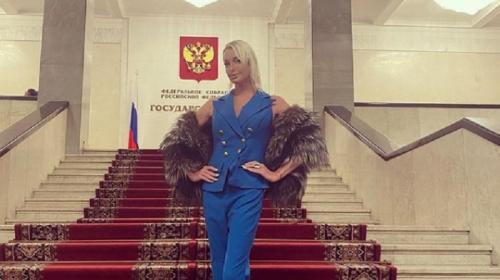 ForPost- Балерина Волочкова раскритиковала Крым