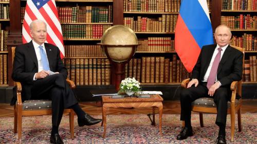 ForPost- «Показаться в Женеве — недостаточно»: на Западе критикуют Байдена за саммит с Путиным