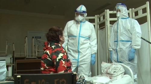 ForPost - Пациентку ковидного госпиталя избили за жалобы на плохие условия