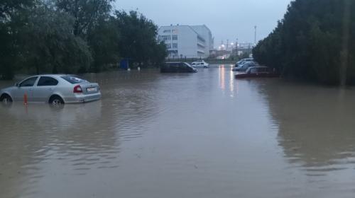 ForPost - Севастополь приходит в себя после ливня
