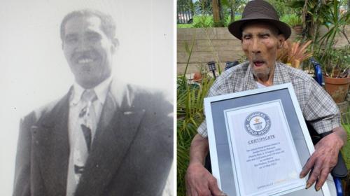 ForPost- Самый старый мужчина в мире раскрыл секрет своего долголетия