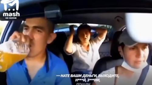 ForPost - В Крыму пьяный военный напал на таксистку