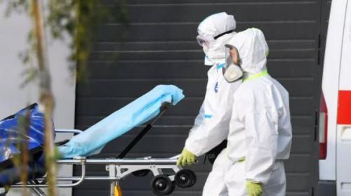 ForPost- Суточная смертность от коронавируса в России повторила рекорд
