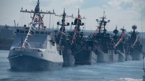ForPost- Работа транспорта в День Военно-Морского Флота в Севастополе изменится