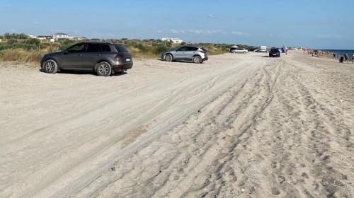 ForPost - Автомобиль сбил 5-летнюю девочку на пляже в Крыму