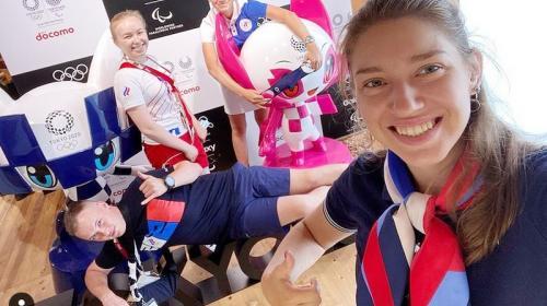 ForPost - Стрелок из Крыма выиграла две медали для России в Токио