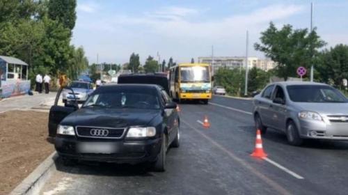 ForPost- На новой трассе погиб заместитель председателя Сакского горсовета