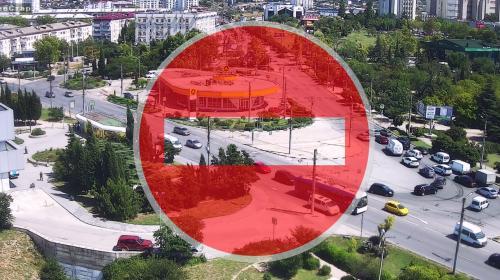 ForPost- Ремонт улицы изменит движение транспорта в Севастополе