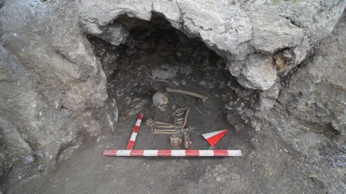 ForPost- Останки десятков древних христиан обнаружены на раскопках Херсонеса в Севастополе