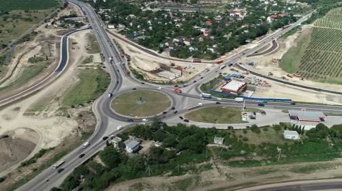 ForPost - Ялтинское кольцо закрывается: движение по «трилистнику» откроют в Севастополе 5 августа