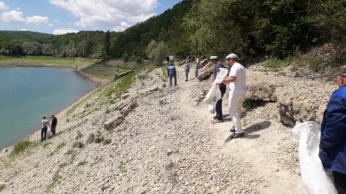 ForPost - Водохранилища Крыма получили последнюю воду