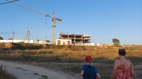 ForPost - Как и почему застраивается Голубая бухта в Севастополе