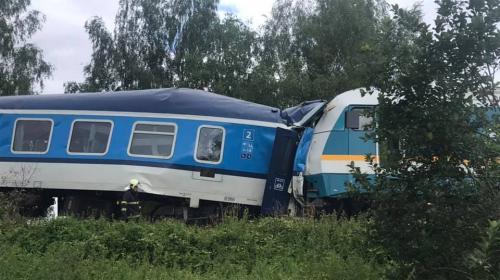 ForPost - При столкновении пассажирских поездов погибли люди. Видео