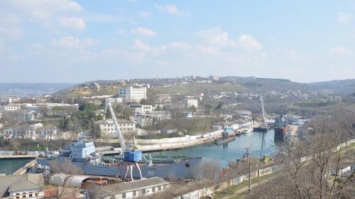 ForPost- Севастопольский 13-й судоремонтный завод останется в собственности Минобороны
