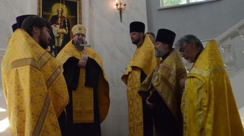 ForPost- В Севастополе прошли мероприятия к 20-летию канонизации адмирала Федора Ушакова