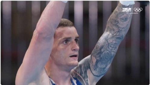 ForPost- Крымский боксер взял «бронзу» на Олимпиаде в Токио