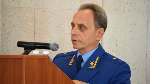 ForPost- Зампрокурора Севастополя Владимир Агапов ушёл в отставку