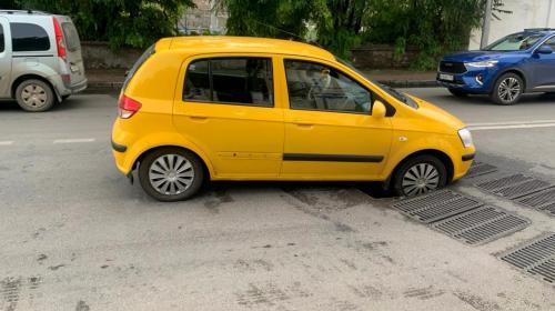 ForPost- Провал новой ливневки стал причиной аварий и огромных пробок в Севастополе