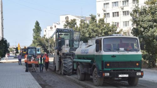 ForPost- В Севастополе завершается капитальный ремонт улицы Колобова