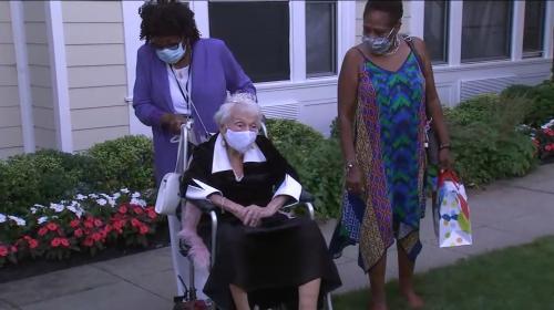 ForPost- Пенсионерка рассказала, как она дожила до 110 лет