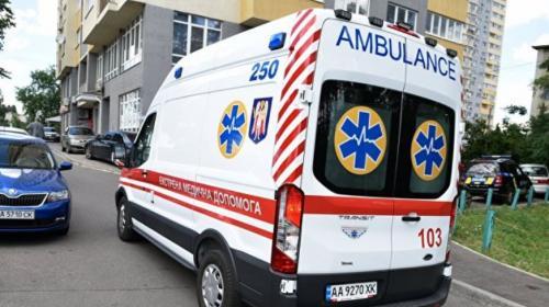 ForPost - Во Львове женщина сбежала из больницы после трепанации черепа