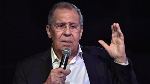 ForPost - Лавров заявил о провокациях Киева перед выборами в России