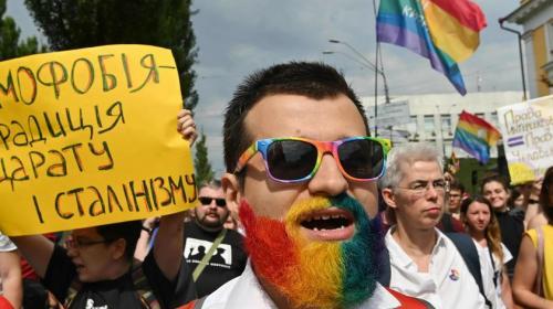 ForPost - Украина пообещала США наказывать жестче за насилие против ЛГБТ