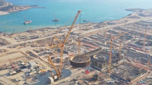 ForPost - Зеленский объявил о строительстве компанией из США пяти энергоблоков АЭС
