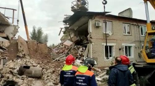 ForPost - Один человек погиб при взрыве газа в Ельце