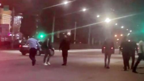 ForPost - В Воронеже произошла массовая драка со стрельбой