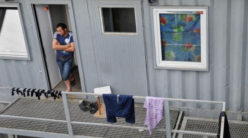 ForPost - Глава Подмосковья поручил взять под контроль места проживания мигрантов